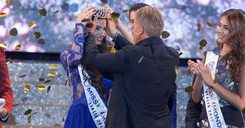 Miss Mondo Italia 2016, vince la 17enne Giada Tropea
